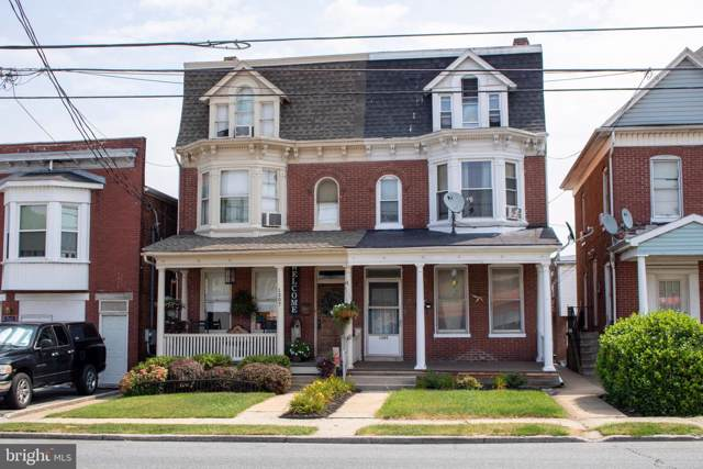 1305 N George Street, YORK, PA 17404 (#PAYK123288) :: The Heather Neidlinger Team With Berkshire Hathaway HomeServices Homesale Realty