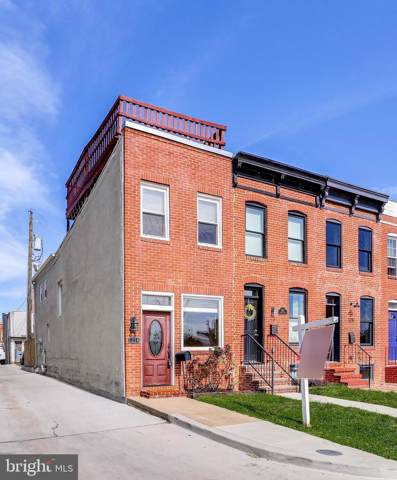 1214 Towson Street, BALTIMORE, MD 21230 (#MDBA480396) :: Keller Williams Pat Hiban Real Estate Group