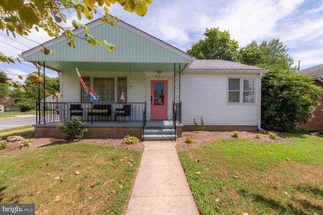 301 S Church Street, SUDLERSVILLE, MD 21668 (#MDQA141170) :: Keller Williams Pat Hiban Real Estate Group