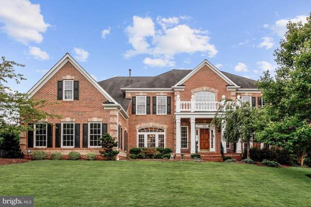 12814 Talley Lane, GAITHERSBURG, MD 20878 (#MDMC674608) :: ExecuHome Realty