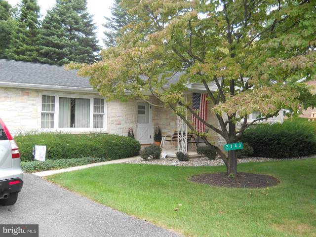 2343 High Avenue, CHAMBERSBURG, PA 17201 (#PAFL167818) :: Liz Hamberger Real Estate Team of KW Keystone Realty