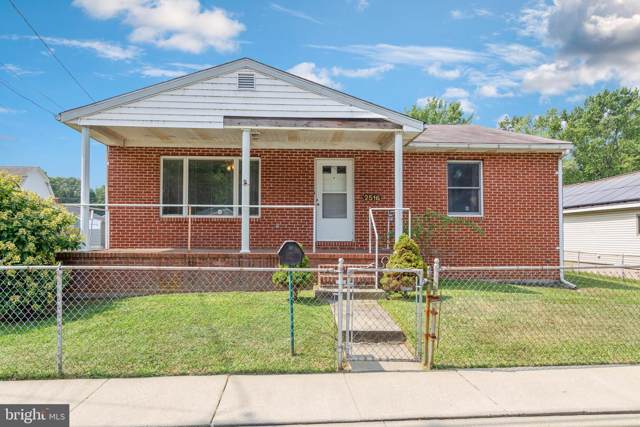 2516 Sycamore Avenue, BALTIMORE, MD 21219 (#MDBC468992) :: Jim Bass Group of Real Estate Teams, LLC