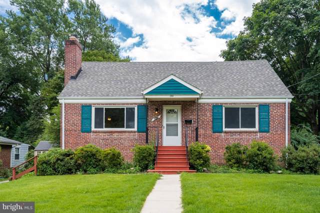 2414 Eccleston Street, SILVER SPRING, MD 20902 (#MDMC674640) :: The Maryland Group of Long & Foster