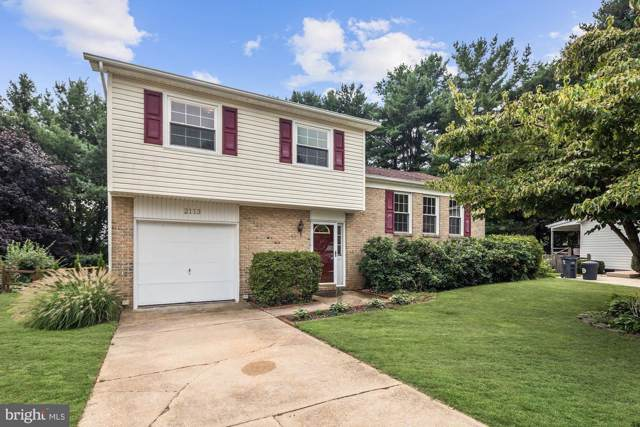 2113 Windom Court, BEL AIR, MD 21015 (#MDHR237540) :: The Dailey Group