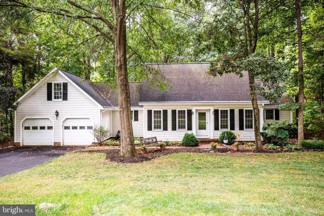 4419 Lakewood Drive, WARRENTON, VA 20187 (#VAFQ161934) :: RE/MAX Plus