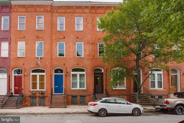 2204 N Calvert Street, BALTIMORE, MD 21218 (#MDBA480438) :: Keller Williams Pat Hiban Real Estate Group