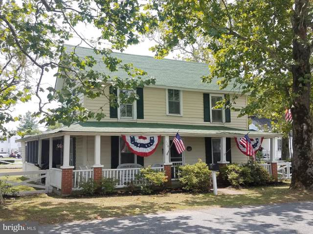 120 Boundary Street, COLONIAL BEACH, VA 22443 (#VAWE115040) :: The Daniel Register Group