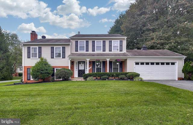 3308 Vandever Street, BROOKEVILLE, MD 20833 (#MDMC674682) :: The Maryland Group of Long & Foster Real Estate