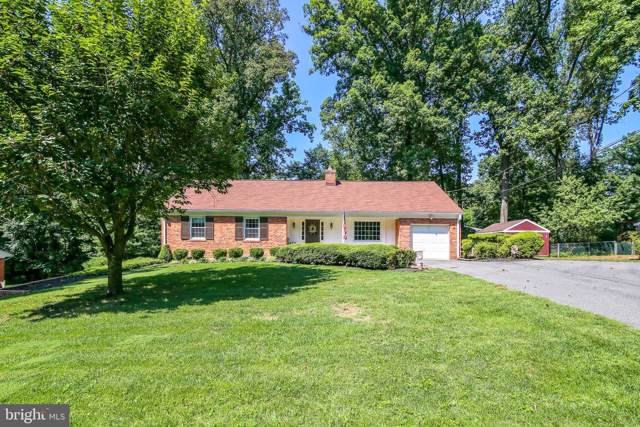 14206 Hi Wood Drive, ROCKVILLE, MD 20850 (#MDMC674702) :: The Sebeck Team of RE/MAX Preferred