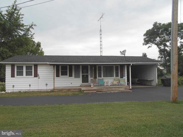 48 Memorial Drive, TANEYTOWN, MD 21787 (#MDCR191106) :: The Daniel Register Group