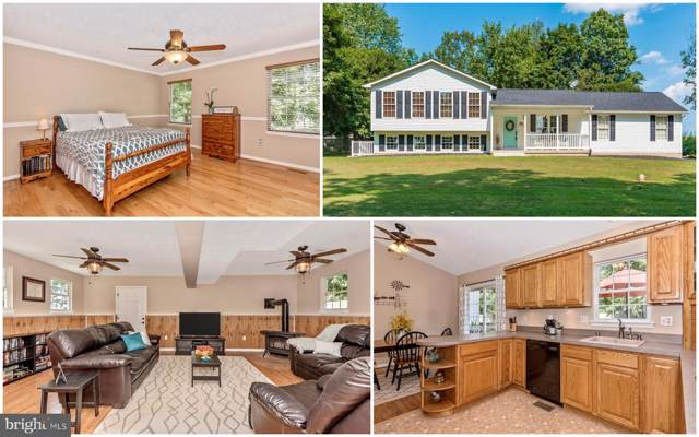 3900 Bark Hill Road, UNION BRIDGE, MD 21791 (#MDCR191110) :: Keller Williams Pat Hiban Real Estate Group