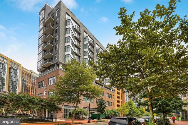 460 New York Avenue NW #301, WASHINGTON, DC 20001 (#DCDC438772) :: The Maryland Group of Long & Foster