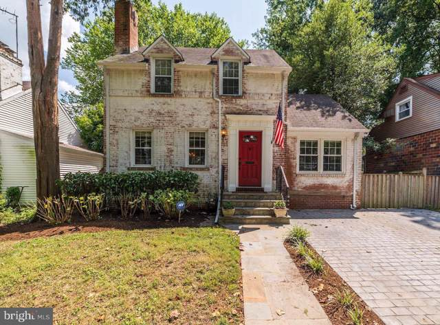 4906 14TH Street N, ARLINGTON, VA 22205 (#VAAR153610) :: Arlington Realty, Inc.