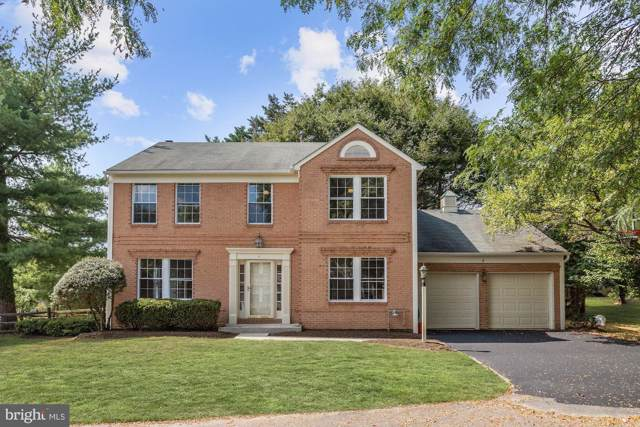 4 Old Creek Court, OWINGS MILLS, MD 21117 (#MDBC469068) :: The Miller Team