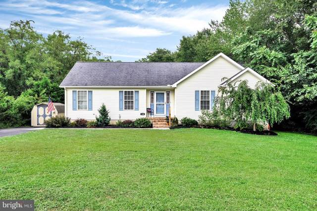 120 Canterbury Drive, FELTON, DE 19943 (#DEKT231772) :: The Allison Stine Team