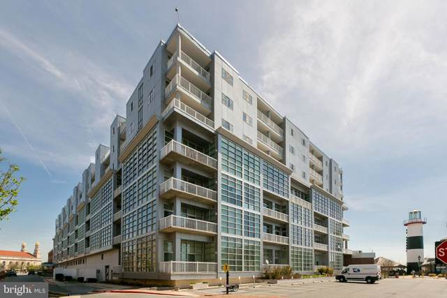 2772 Lighthouse Point East #307, BALTIMORE, MD 21224 (#MDBA480514) :: The Miller Team