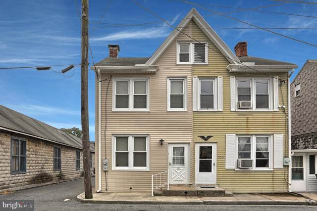 552 Church Street, LEBANON, PA 17046 (#PALN108548) :: The Heather Neidlinger Team With Berkshire Hathaway HomeServices Homesale Realty