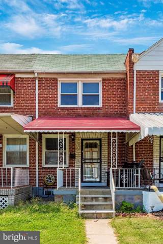 1340 Broening Highway, BALTIMORE, MD 21224 (#MDBA480524) :: Sunita Bali Team at Re/Max Town Center