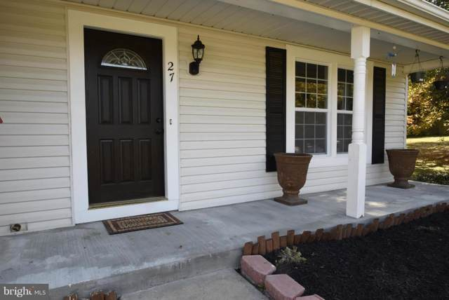 27 Martin Street, STAFFORD, VA 22556 (#VAST214262) :: RE/MAX Cornerstone Realty