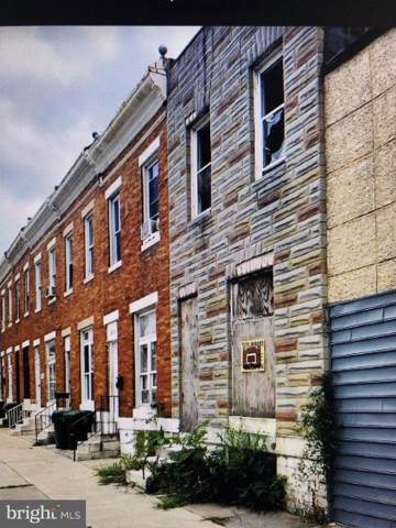 624 N Pulaski Street, BALTIMORE, MD 21217 (#MDBA480540) :: Network Realty Group