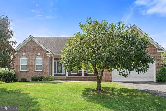 7374 Iron Bit Drive, WARRENTON, VA 20186 (#VAFQ161948) :: Sunita Bali Team at Re/Max Town Center