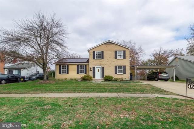 4808 Wheeler Road, OXON HILL, MD 20745 (#MDPG540150) :: Keller Williams Pat Hiban Real Estate Group