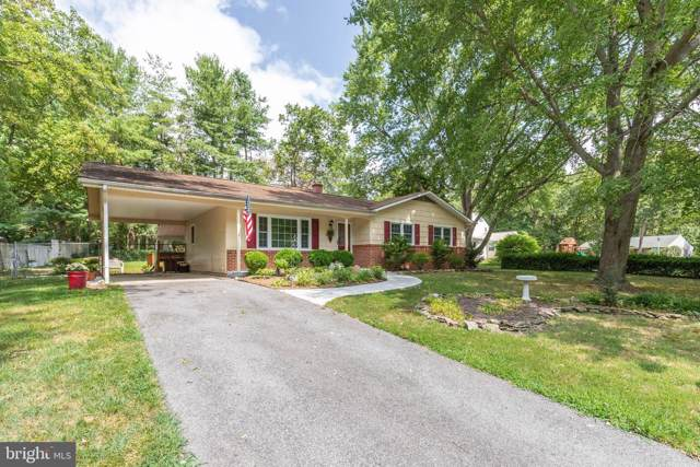 754 S Mesa Road, MILLERSVILLE, MD 21108 (#MDAA410356) :: ExecuHome Realty