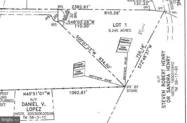 Sly Fox Lane, SPOTSYLVANIA, VA 22551 (#VASP215460) :: Bruce & Tanya and Associates