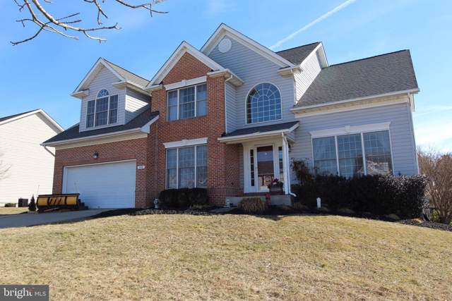 1001 Scotch Heather Avenue, MOUNT AIRY, MD 21771 (#MDCR191128) :: Great Falls Great Homes