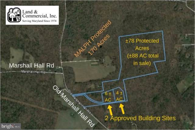 16310 Old Marshall Hall Road, ACCOKEEK, MD 20607 (#MDPG540174) :: Eng Garcia Grant & Co.