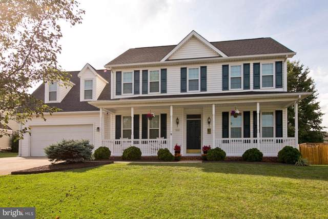 122 Trunk Drive, STEPHENS CITY, VA 22655 (#VAFV152536) :: ExecuHome Realty
