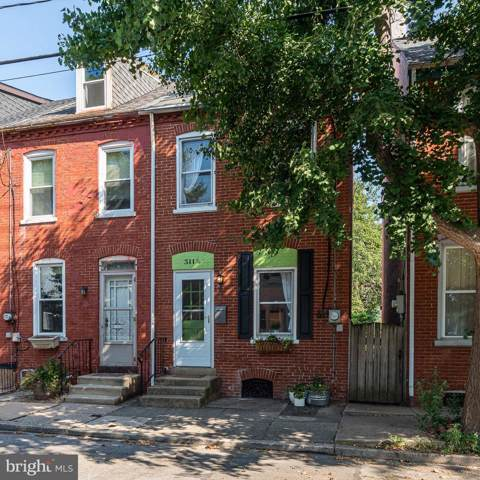 311-1/2 E Frederick Street, LANCASTER, PA 17602 (#PALA138586) :: Liz Hamberger Real Estate Team of KW Keystone Realty