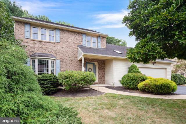 23 Hayloft Circle, WILMINGTON, DE 19808 (#DENC485178) :: RE/MAX Coast and Country