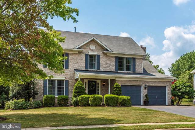 216 Deer Run Drive, WALKERSVILLE, MD 21793 (#MDFR251990) :: AJ Team Realty