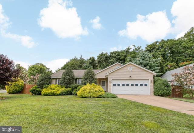 212 Chelsea Drive, WARRENTON, VA 20186 (#VAFQ161958) :: Cristina Dougherty & Associates