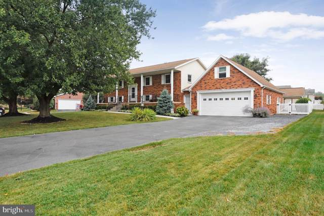 429 Catherine Street, GREENCASTLE, PA 17225 (#PAFL167866) :: The Heather Neidlinger Team With Berkshire Hathaway HomeServices Homesale Realty