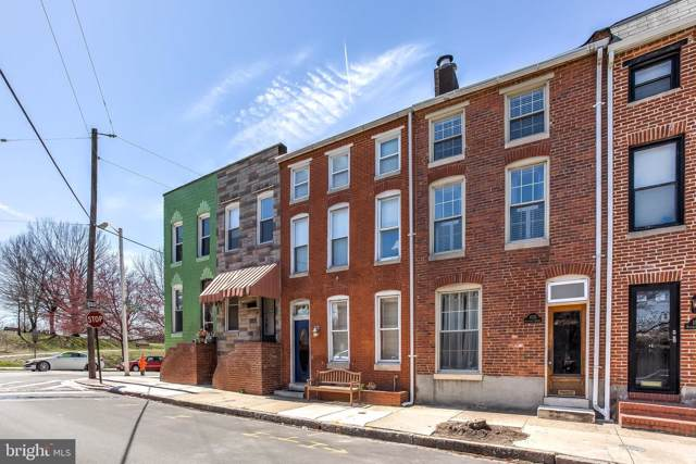 1534 Riverside Avenue, BALTIMORE, MD 21230 (#MDBA480618) :: The Dailey Group