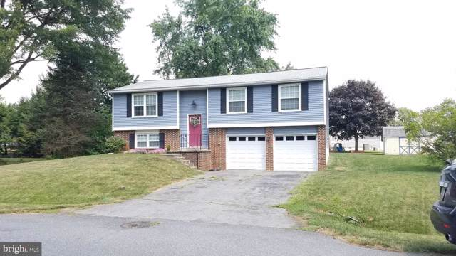 9414 Daysville Avenue, WALKERSVILLE, MD 21793 (#MDFR251998) :: AJ Team Realty