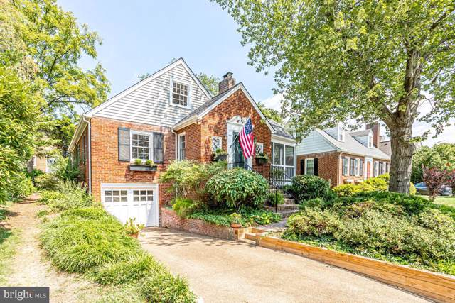 4743 17TH Street N, ARLINGTON, VA 22207 (#VAAR153660) :: Network Realty Group