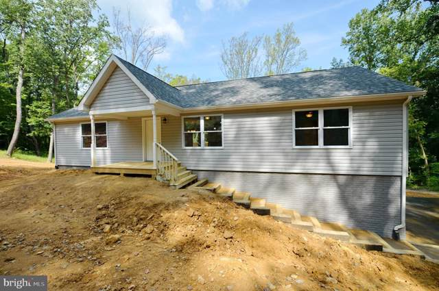 126 White Poplar, HARPERS FERRY, WV 25425 (#WVJF136246) :: Homes to Heart Group