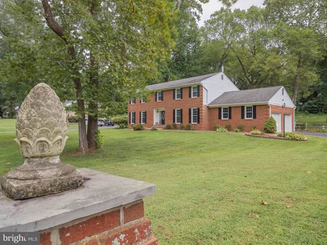9105 Hall Court, OWINGS, MD 20736 (#MDCA171732) :: Gail Nyman Group