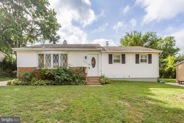 404 Old Line Avenue, LAUREL, MD 20724 (#MDAA410416) :: The Bob & Ronna Group