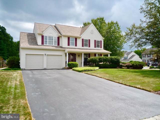 9 Clover Mill Drive, NEWARK, DE 19702 (#DENC485196) :: Brandon Brittingham's Team