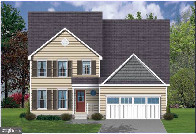 Lot 19 Section 2 Blo Colony Drive, DAGSBORO, DE 19970 (#DESU146298) :: Sunita Bali Team at Re/Max Town Center
