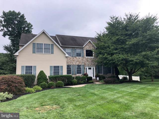 1 Court Jester, WASHINGTON CROSSING, PA 18977 (#PABU477774) :: The Force Group, Keller Williams Realty East Monmouth