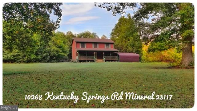 10268 Kentucky Springs Road, MINERAL, VA 23117 (#VALA119746) :: ExecuHome Realty