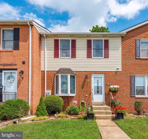 120 E Hammaker Street, THURMONT, MD 21788 (#MDFR252034) :: Dart Homes