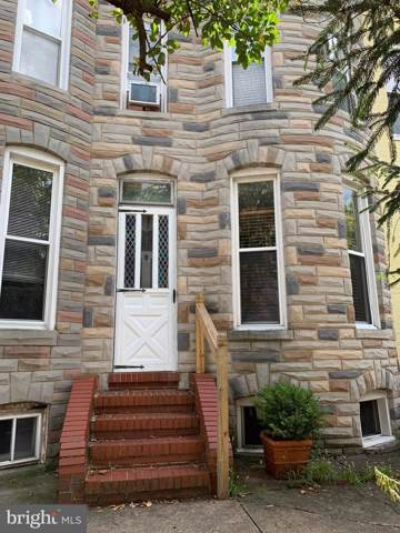 255 W 31ST Street, BALTIMORE, MD 21211 (#MDBA480686) :: Network Realty Group