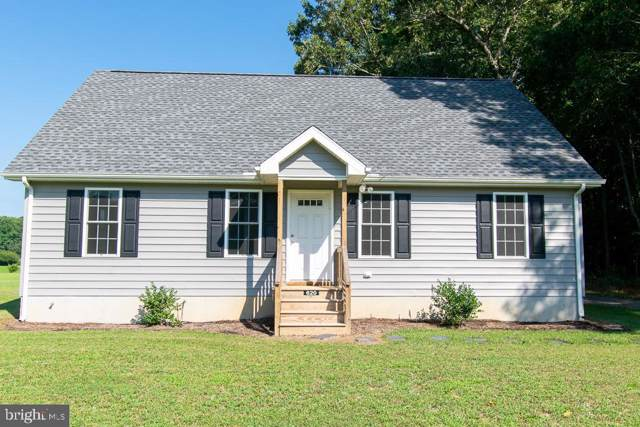 620 Old Glebe Point Road, BURGESS, VA 22432 (#VANV101082) :: RE/MAX Plus