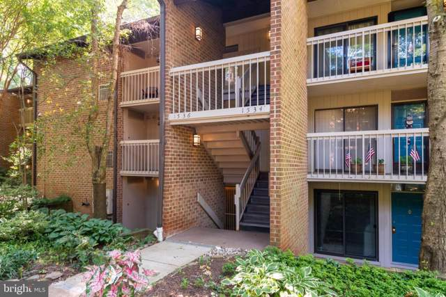 1536 Moorings Drive 1A, RESTON, VA 20190 (#VAFX1084460) :: Pearson Smith Realty